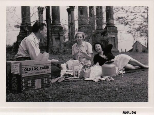 Hubert-EW-Eileen-McGrath-1954-picnic-1024x769.jpg