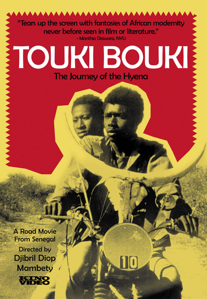*Touki Bouki* by Djibril Diop Mambety (1973) — Recommended by [Jim Jarmusch](https://thecreativeindependent.com/people/jim-jarmusch-on-not-wasting-time/)