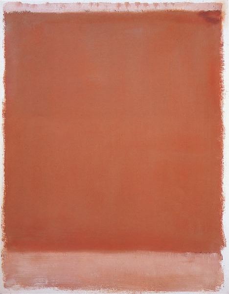 Untitled - Mark Rothko, 1969