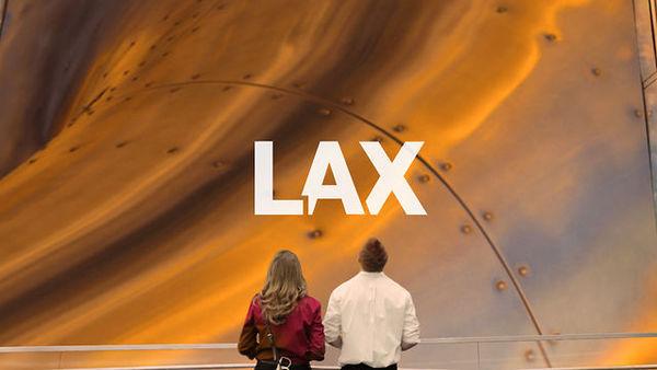 Digitial Kitchen - LAX Bradley International Terminal