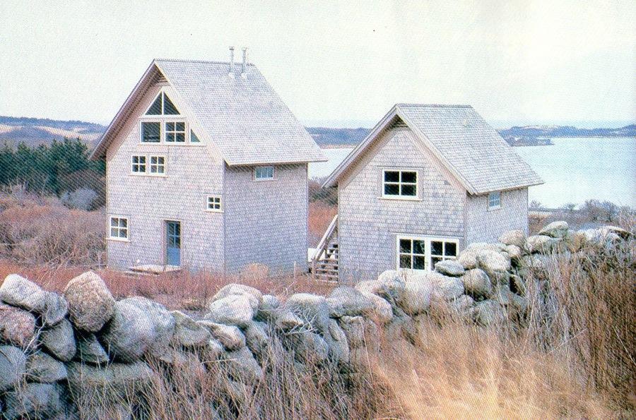 Venturi Scott Brown, 1979 - The Coxe-Hayden House and Studio, 1072 Corn Neck Road, New Shoreham, Block Island RI