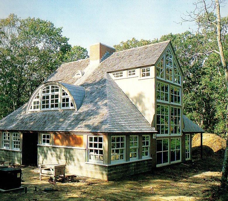 Venturi Scott Brown, 1985 - aka House on Long Island V, 48 Briar Patch Lane, East Hampton NY
