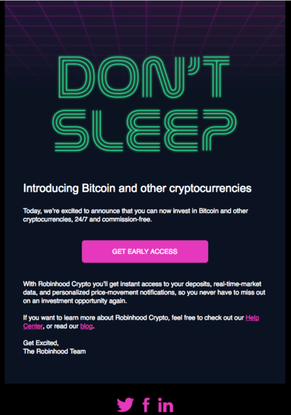 DON'T SLEEP (ROBINHOOD)