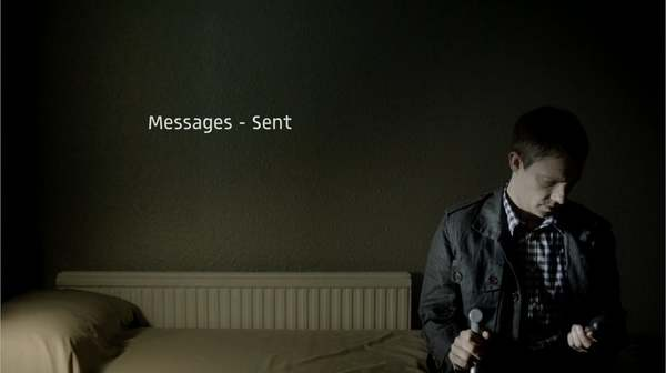 Is there a better way of showing a text message in a film? How about the internet? Even though we're well into the digital age, film is still ineffective at depicting the world we live in. Maybe the solution lies not in content, but in form. For educational purposes only.