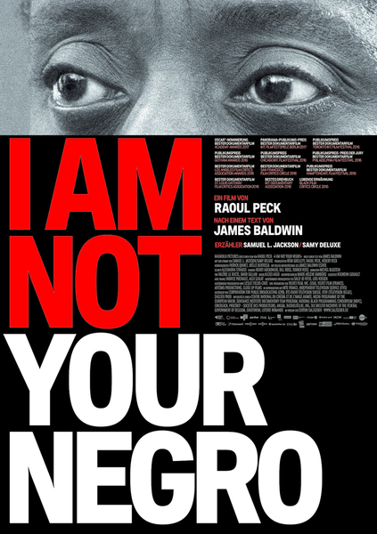 *I Am Not Your Negro* by Raoul Peck (2016) — Recommended by [Isaac Julien](https://thecreativeindependent.com/people/isaac-julien-on-the-changing-nature-of-creative-work/)