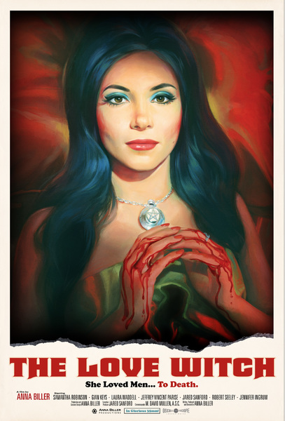 *The Love Witch* by Anna Biller (2016) — Recommended by [Gregg Turkington](https://thecreativeindependent.com/people/gregg-turkington-on-what-he-learned-from-punk-rock/)