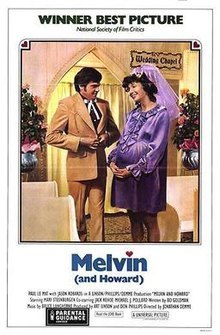 *Melvin and Howard* by Jonathan Demme (1980) — Recommended by [Bette Gordon](https://thecreativeindependent.com/people/bette-gordon-on-dealing-with-the-realities-of-filmmaking/)