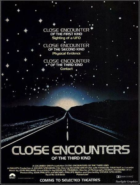 *Close Encounters of the Third Kind* by Steven Spielberg (1977) — Recommended by [Thomas Mars](https://thecreativeindependent.com/people/thomas-mars-on-being-committed-to-your-art/)