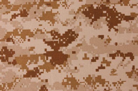 "Digital Camouflage A.K.A. ""digicam"""