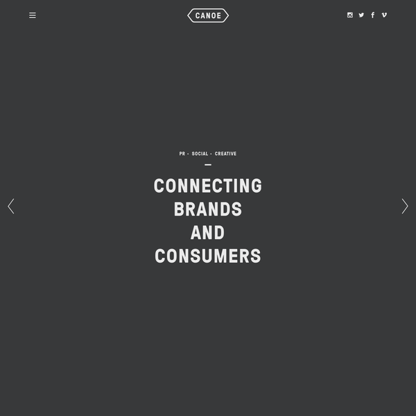 Connecting brands and consumers through PR, Social and Creative we are one of the go to agencies operating in Shoreditch, North London.