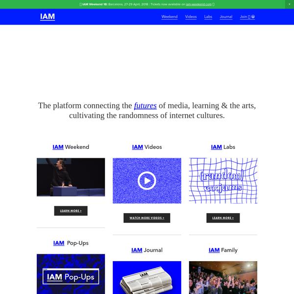 IAM - Internet Age Media