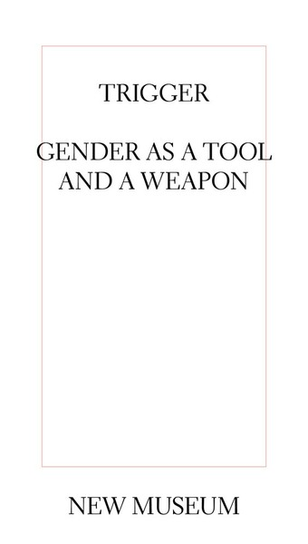 Publications, Trigger: Gender as a Tool and a Weapon