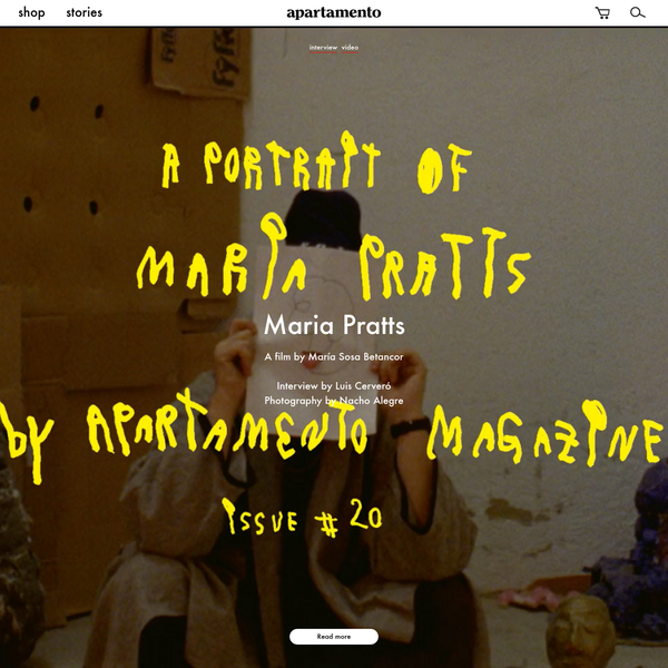 Apartamento is widely recognised as today's most influential, inspiring, and honest interiors magazine. International, well designed, simply written, and tastefully curated since 2008, it is an indispensable resource for individuals who are passionate about the way they live. The publication is published biannually from its headquarters in Barcelona.