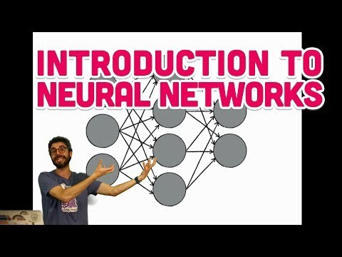 Welcome to Chapter 10 of The Nature of Code: Neural Networks. (http://natureofcode.com/book/chapter-10-neural-networks/) In this video, I provide a brief introduction neural networks and an overview of topics in upcoming videos.