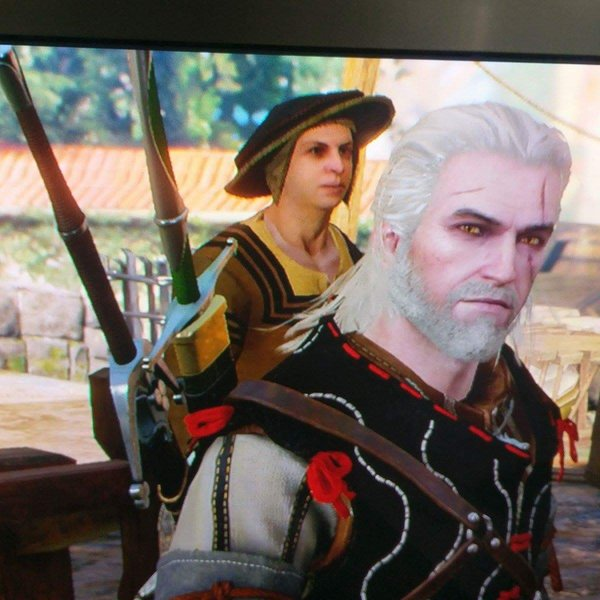 this just in: michael cera is in the witcher 3