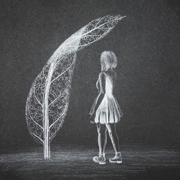 The Skeleton Leaf of Change