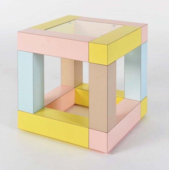 Ettore Sottsass Mimosa table, 1984