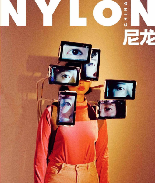 Eponine Huang - NYLON CHINA