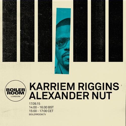Karriem Riggins Boiler Room London DJ Set by BOILER ROOM