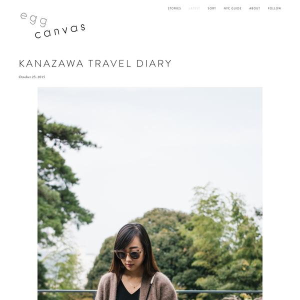 Kanazawa Travel Diary