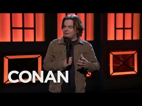 """Finnish comedian Ismo thought """"ass"""" just meant """"butt."""" But that's just the tip of assberg. More CONAN @ http://teamcoco.com/video Team Coco is the official YouTube channel of late night host Conan O'Brien, CONAN on TBS & TeamCoco.com."""