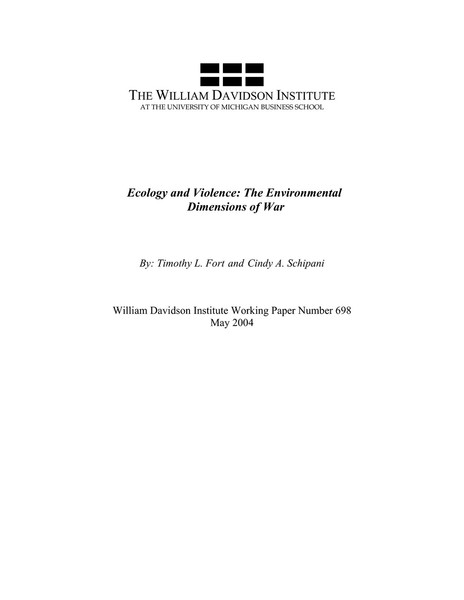 fort-schipani-2004-Ecology-and-Violence-The-Environmental-dimensions-of-war.pdf