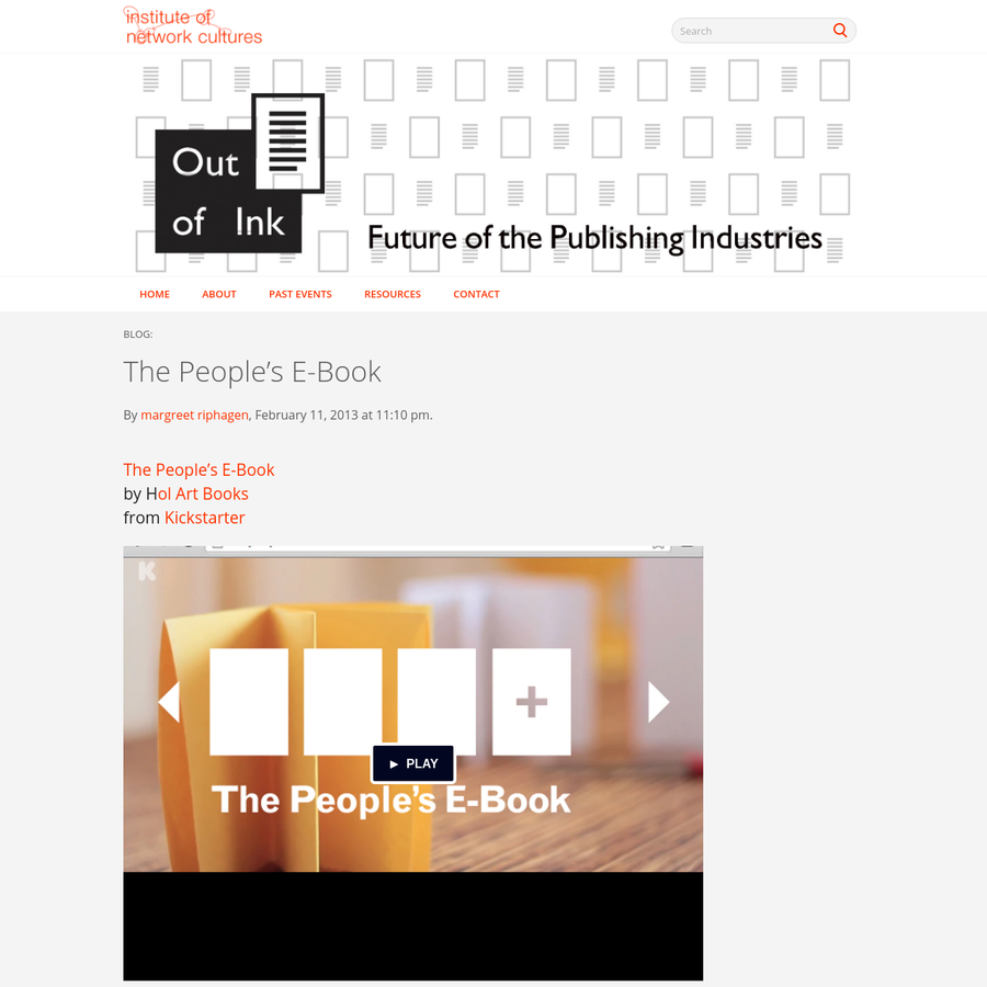 UPDATE: The People's E-Book will be built! Now, help us build it even better. The more we raise now, the more features we can offer our users in the future. Details coming soon. In the meantime, please keep pledging and keep passing it on to help us build the best free tool for e-books on the planet.