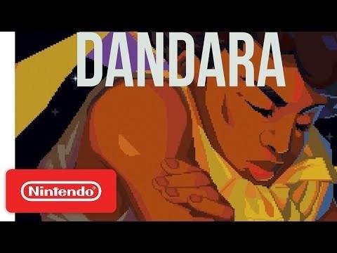Dandara Launch Trailer - Nintendo Switch