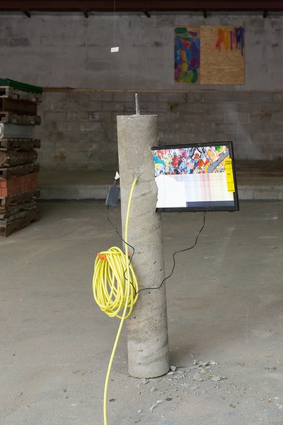 2013.11 Garage Show, Charles Harlan and Borna Sammak collaboration