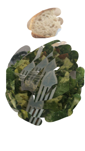 Futurist Salad