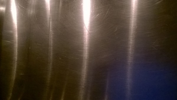 Metallic texture