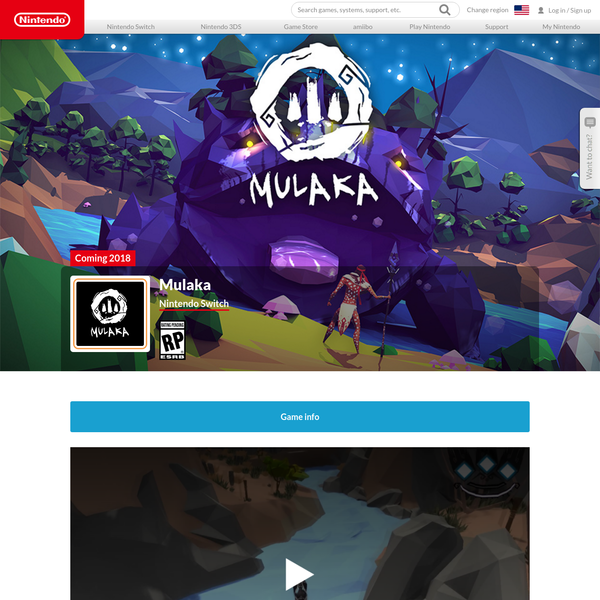 Learn more details about Mulaka for Nintendo Switch and take a look at gameplay screenshots and videos.