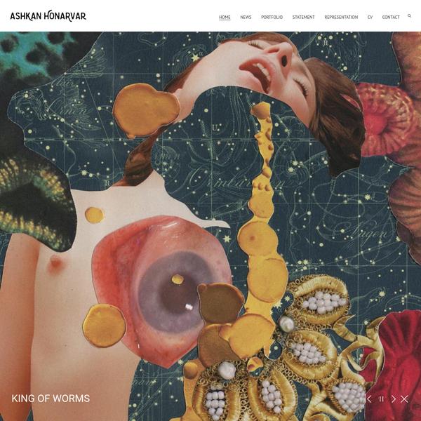 Home - Ashkan Honarvar