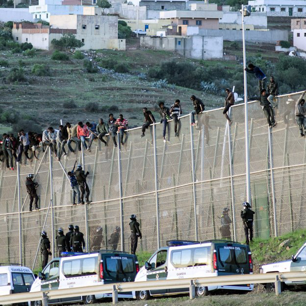 Melilla Spanish Africa