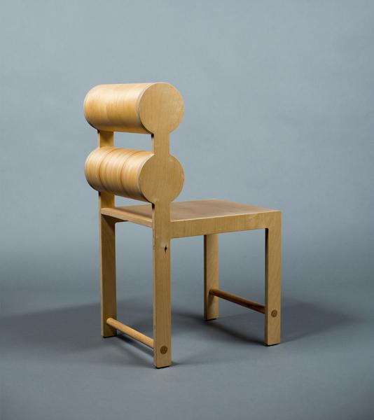 WAKA WAKA - Double Cylinder Chair