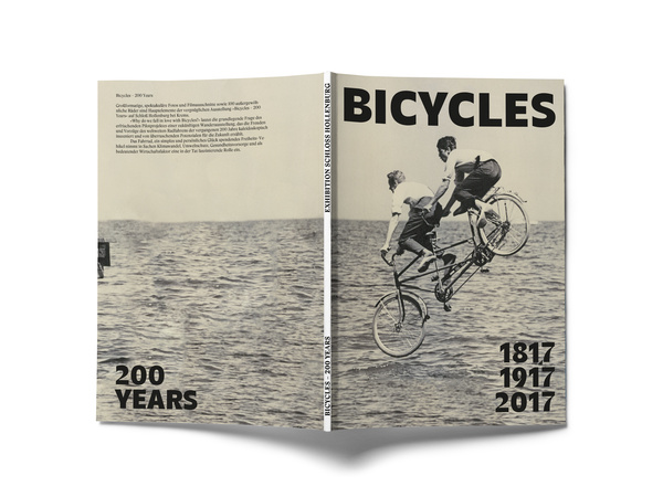 Bicycles Exhibition Catalogue