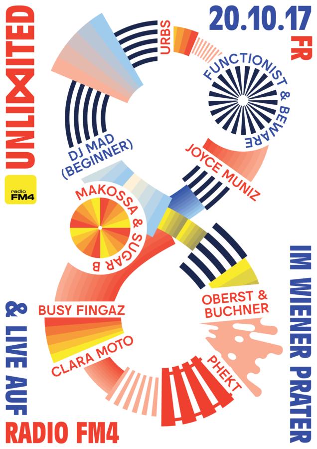 Radio FM4 Unlimited Poster