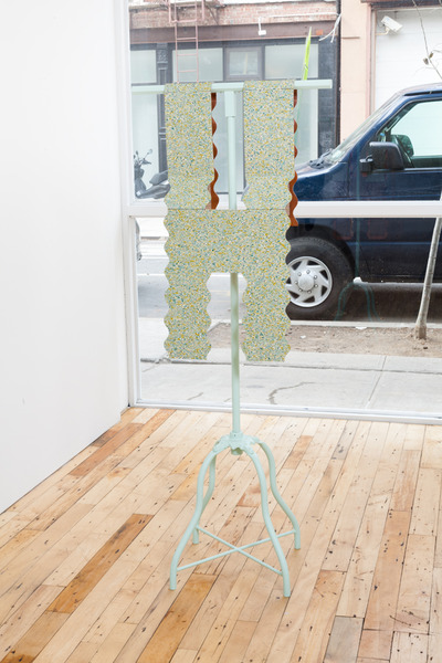2013.10 Diane Simpson, Vest (Scalloped), 2010