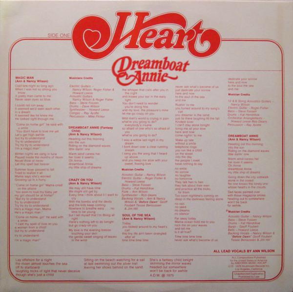 Heart, 1976