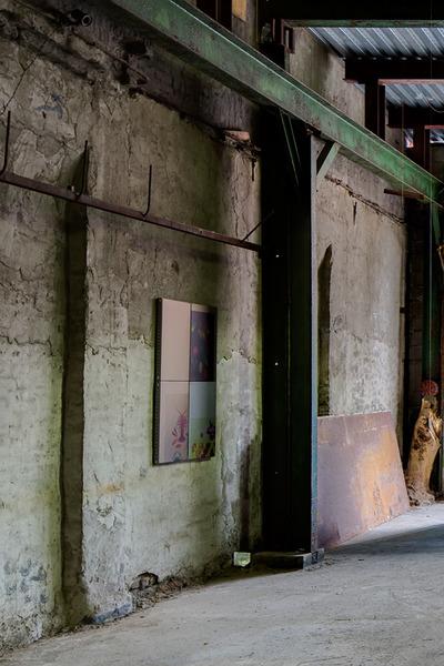 2013.11 Garage Show, Zak Kitnick