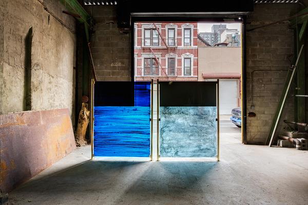 2013.11 Garage Show, Sam Moyer