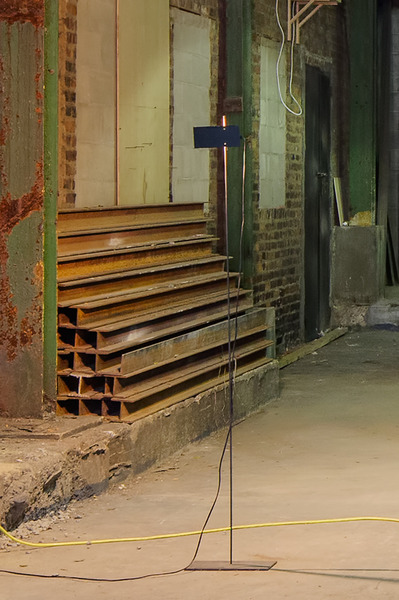 2013.11 Garage Show, Carol Bove
