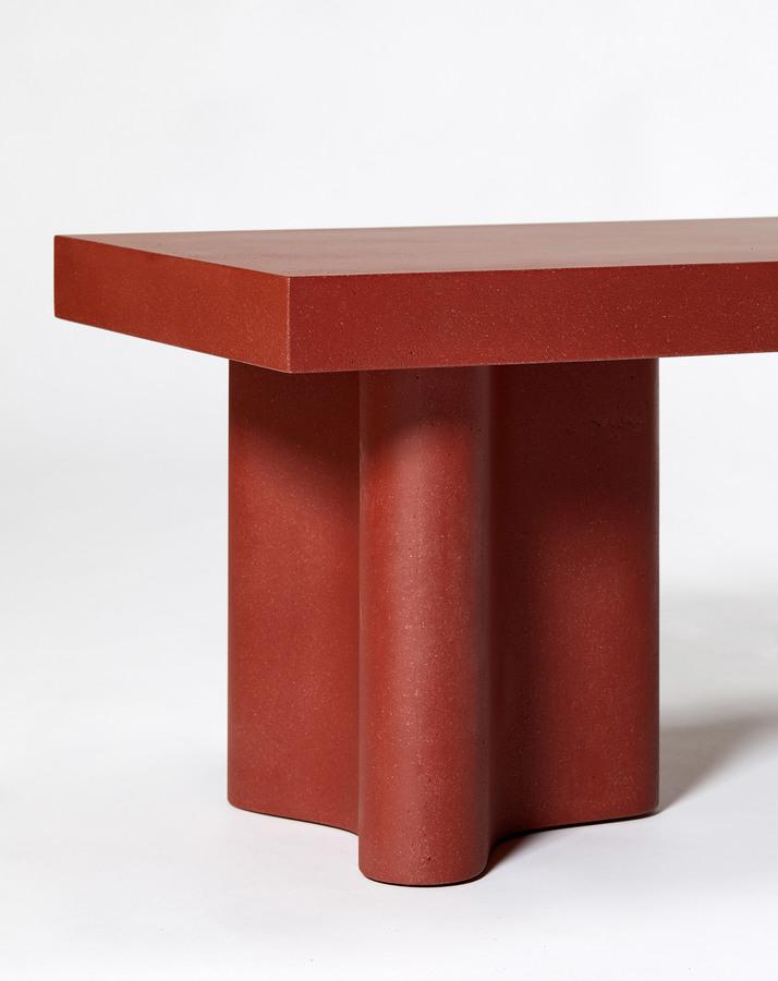 Azo table by Francois Bauchet