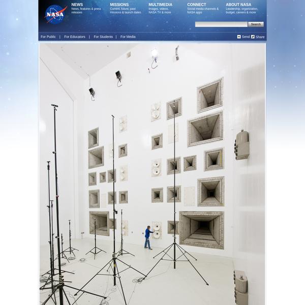 Reverberant Acoustic Test Facility