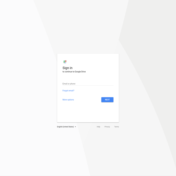 Google Drive is a free way to keep your files backed up and easy to reach from any phone, tablet, or computer. Start with 15GB of Google storage - free.