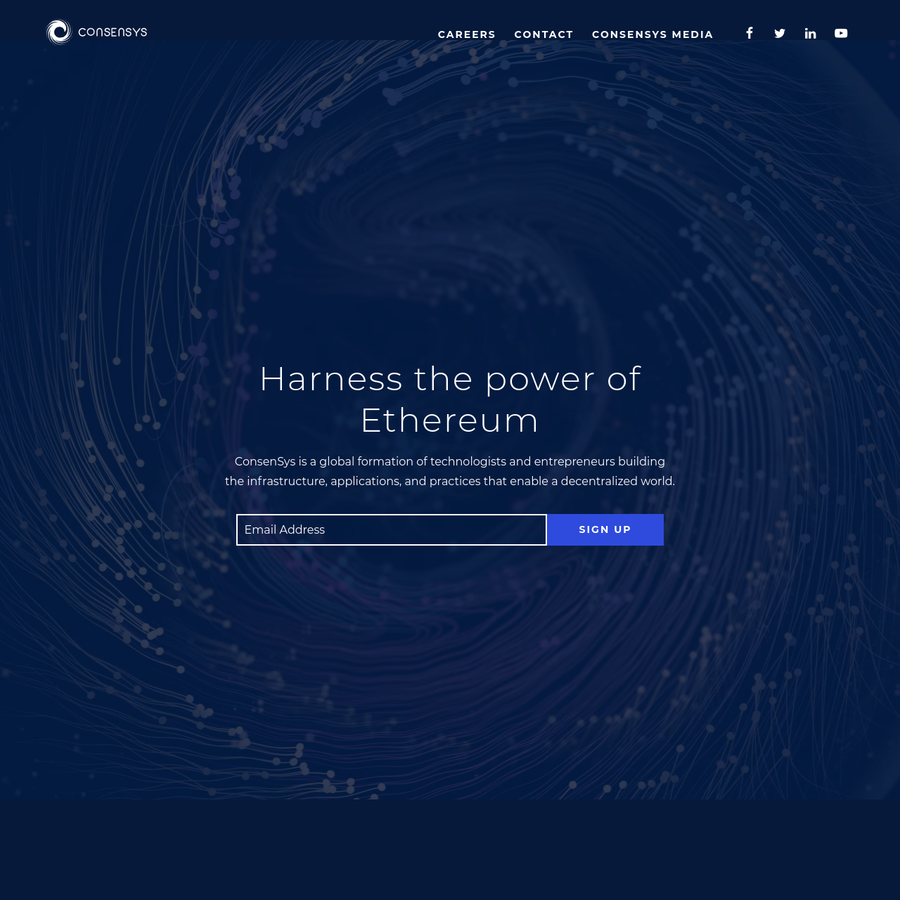 Harness the power of Ethereum