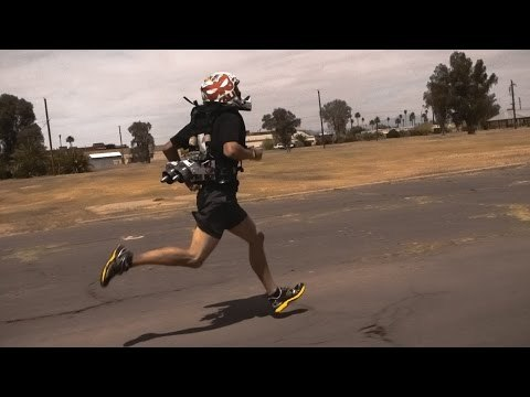 DARPA and Arizona State University are testing a jetpack for US troops, but it has at least one major drawback. The device will not allow soldiers to fly, instead increasing the ground speed of the wearer, allowing them to run a four minute mile.
