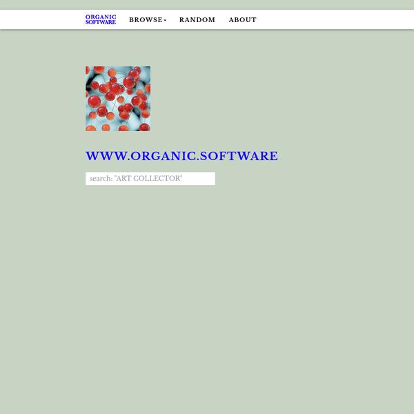 organic.software