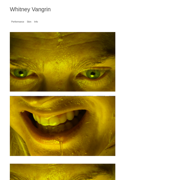Mother of Vinegar from Whitney Vangrin on Vimeo. Footage and images by C hristopher Andrew McDonald.