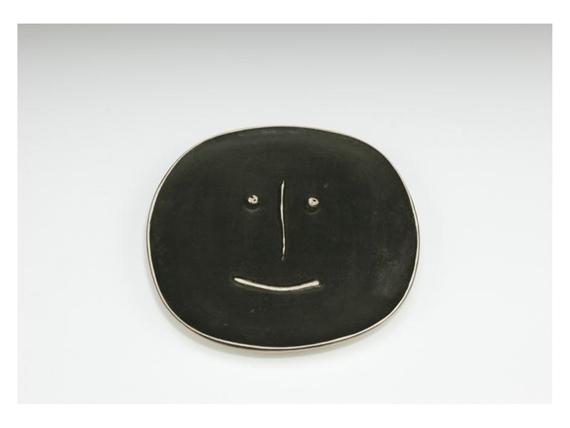 Pablo Picasso - A Plate (Face)